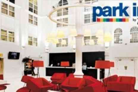 Park Inn - Two Night Stay For Two With Three Course Dinner and Breakfast at Manchester, Southend-on-Sea, York, Cardiff City, or London Heathrow - Save 58%