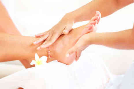 Health and Harmony - Aromatherapy Foot Massage - Save 54%