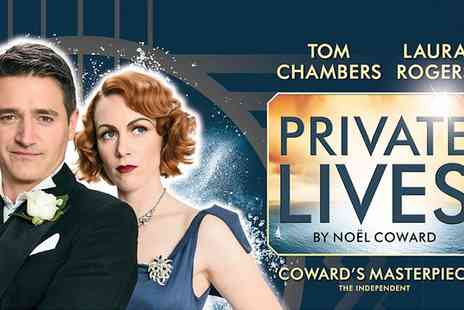 ATG Tickets - Private Lives ticket  on 8 to 12 February - Save 35%