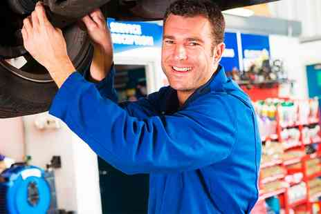 Setyres - Winter Car Check including Oil and Filter change - Save 0%