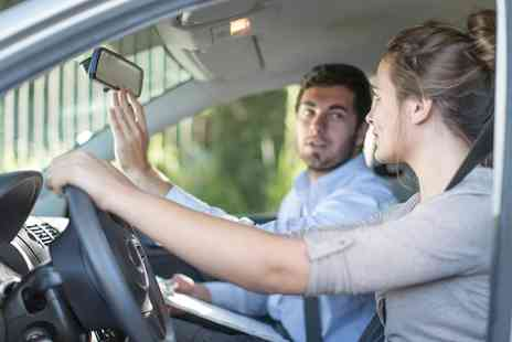 The Driving School - Two Driving Lessons or Ten Hours of Tuition Plus Theory Test Training and Optional Practical Test  - Save 0%
