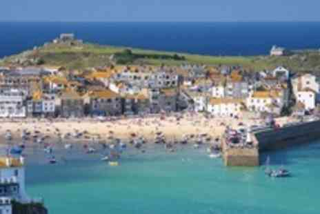 Seiners - In Cornwall Three Night Beachfront Stay For Two With Breakfast - Save 56%