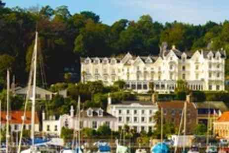 Dolan Hotels - In Jersey Two Night Stay For Two With Car Hire, Dinner, and Breakfast - Save 52%