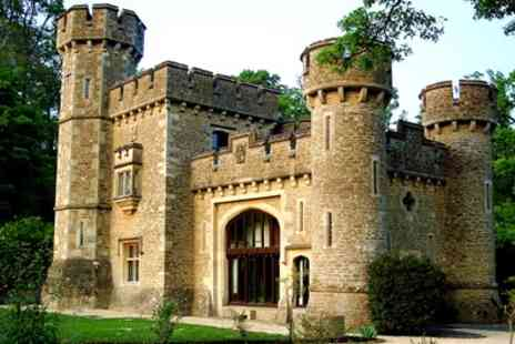 Bath Lodge Castle - One or Two Nights Stay For Two With Breakfast With Option For Dinner And Wine  - Save 0%