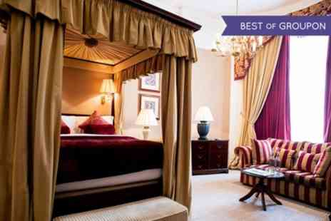 The Colonnade Hotel - One or Two Nights Stay For 2 With Breakfast With Option For Afternoon Tea, Champagne and Roses - Save 47%