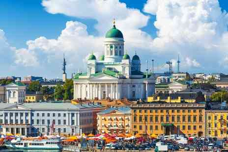 Nordic Baltic City Break - Stockholm, Tallinn & Helsinki over Six nights including return flights from the UK  - Save 0%