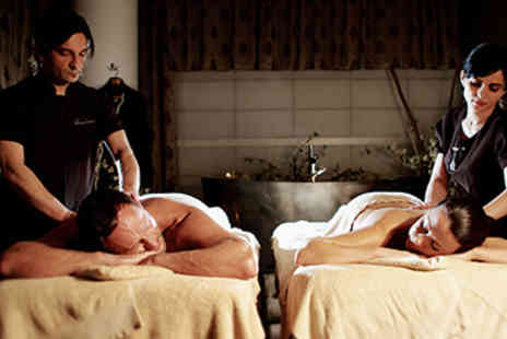 Antara Spa - The Ultimate Romantic Couples Spa Day - Save 35%