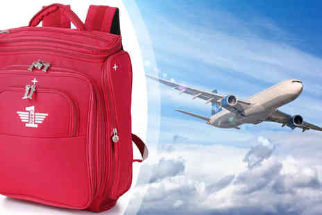 Travel luggage and cabin bags - Cabin One Adaptable Carry On Travel Bag - Save 80%