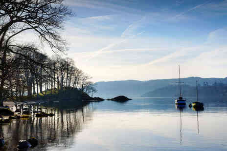 Cuckoo Brow Inn - One or Two Nights stay for two in Windermere including a full English breakfast - Save 37%