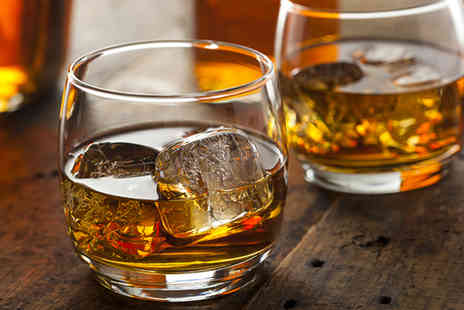 Liquor & all sorts -  90 minute whisky tasting experience with food pairing   - Save 58%