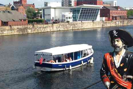 Liverpool Boat Charter - Valentines Liverpool Boat Tour With Bubbly and Chocolates For Two - Save 0%