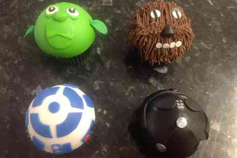 Carroll Cupcake Company - Sci Fi Movie Themed Cupcake Decorating Class for Up to Four - Save 0%