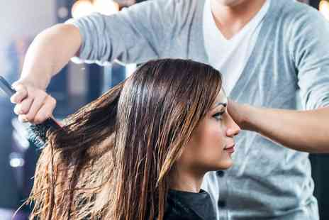 BernieMacs  - Wash, Cut and Blow Dry with Conditioning Treatment or Full or Half Head of Colour - Save 36%