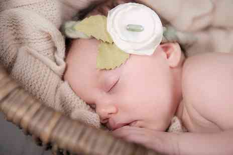 LSL Photography - Newborn or Baby Photoshoot  - Save 0%