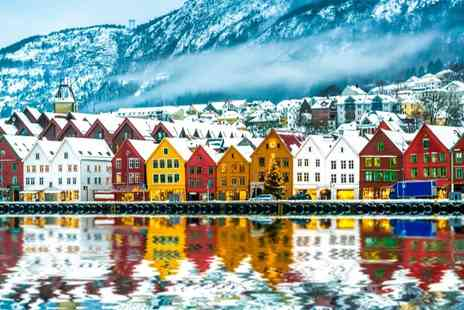 The Best of Norway - Four or Sis Nights in Oslo & Bergen stay with scenic train journey, fjord cruise & flights - Save 0%
