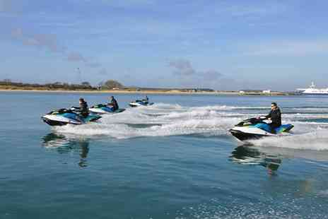 Jetski Safaris - Full Day RYA Jet Ski Course - Save 30%