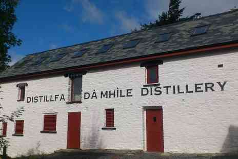 Da Mhile - Whisky and Gin Distillery Tour with Samples for Up to Four - Save 0%