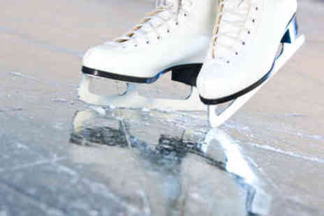 Worthing Ice Rink - Ice Skating for Two - Save 50%