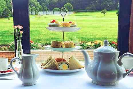 Wilton Golf Club - Afternoon Tea with Optional Bubbly for Two or Four - Save 0%