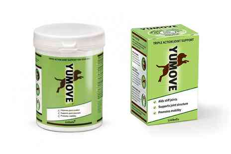 PetShop - Yumove 120 or 360 Dogs Supplement Tablets for Joints from With Free Delivery  - Save 42%