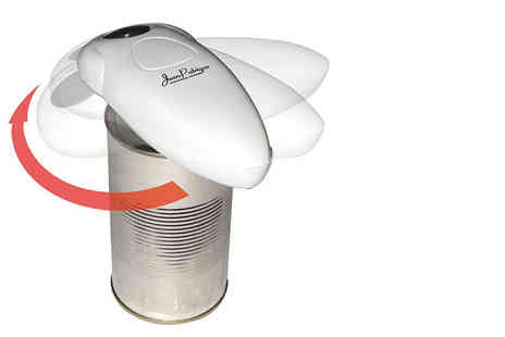 Jean Patrique - Fully automatic  one touch can opener  - Save 73%