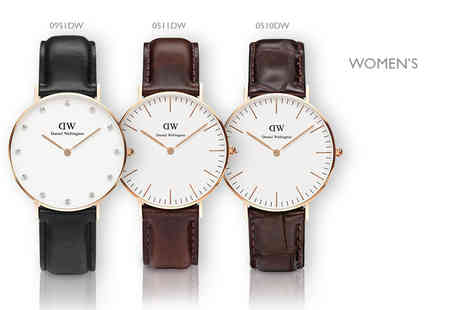 Class Watches -  Daniel Wellington watch   - Save 44%