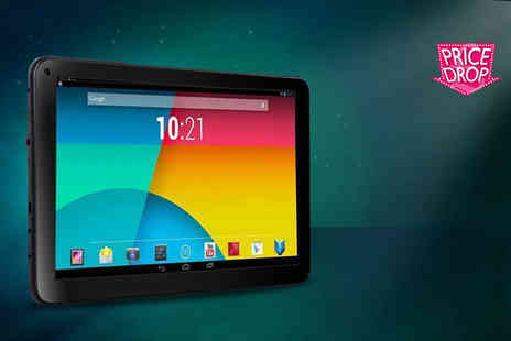 Chimp Electronics -   9 inch quad core 8GB Android tablet - Save 82%