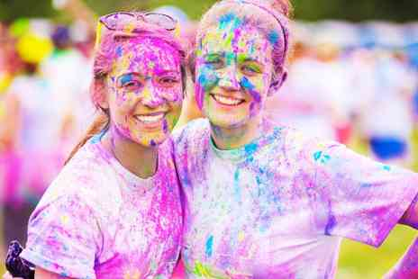 Color Vibe -  5k Color Vibe Run on 24th Jul 2016  - Save 34%