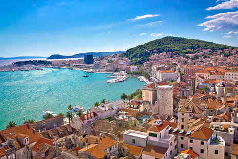 Discover Croatia Tour - Eight nights Stay in Standard Rooms as per itinerary - Save 31%