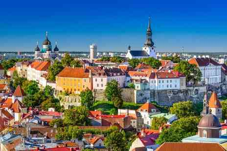 The Magnificent Baltics - Seven Nights stay and tour with breakfast, flights, bus & more - Save 0%