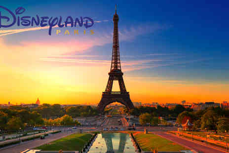 Crystal Travel - Two, Three or Four Nights Stay  Disneyland Paris with Flight & Hotel and Tour - Save 0%