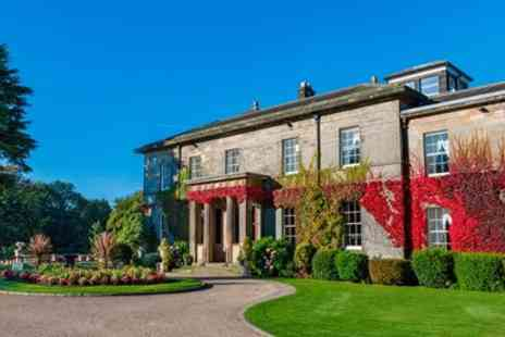 Guyzance Hall  - Two AA Rosette Lunch & Spa Access  - Save 47%
