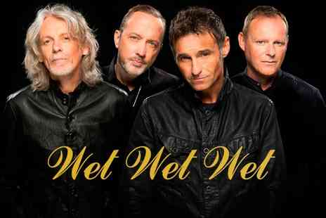 Multiple Venues - Wet Wet Wets 2016 Big Picture Tour Ticket for One, Two or Four  on 26 February to13 March - Save 0%