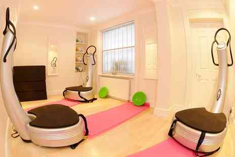 Emily Victoria Beauty Salon - Up to 10 Power Plate Sessions - Save 76%