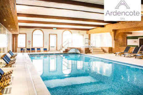 Ardencote - Spa Day, Choice of Elemis Treatment, and Cream Tea - Save 42%