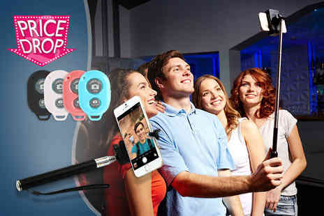 SA Products - Selfie stick  - Save 75%