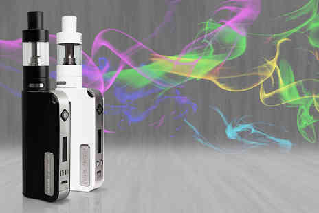 Toys Wizard -   INNOKIN Cool Fire IV Mod plus  isub G Clearomizer starter kit  - Save 49%