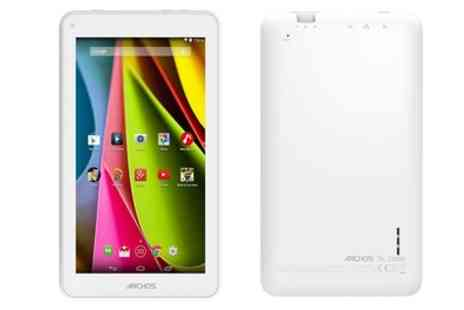 Cheapest Electrical - Refurbished Archos 70c Cobalt 7 Inch Internet Tablet 8GB Memory WiFi Android 4.4 White With Free Delivery - Save 0%