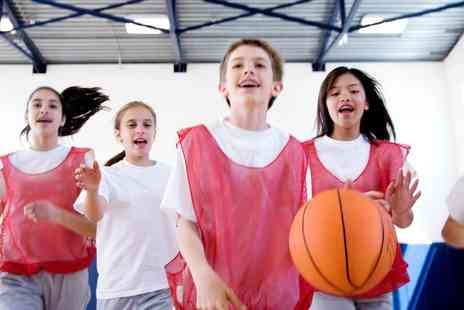 St Vincent Leisure Centre - Four Half Term Kids Club Sessions - Save 0%