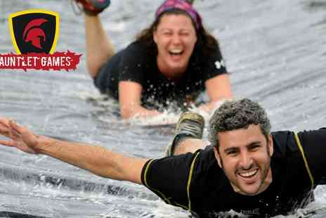 Gauntlet Games - The Gauntlet Games Manchester 5k Race Entry with Optional T Shirt  - Save 36%