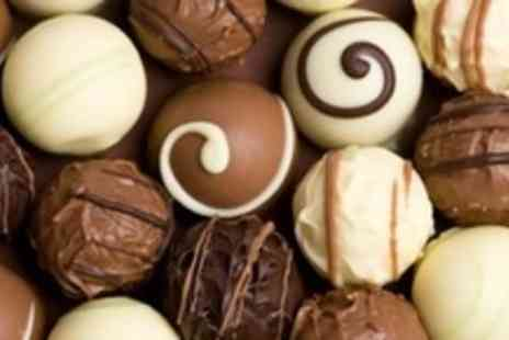The Chocolatier of Glasgow - Selection of 15 Handmade Chocolates - Save 55%