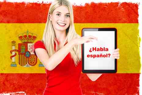 OfCourse - Online Conversational Spanish Made Easy course - Save 94%