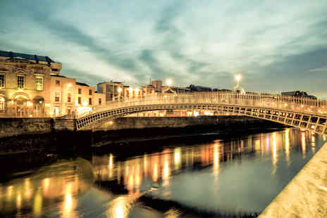 Tour Center - Two night Dublin spa break including return flights from one of ten airports -  - Save 23%