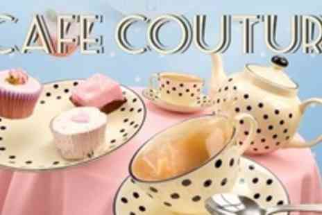 Cafe Couture - Five Coffees, Teas, or Hot Chocolates - Save 59%