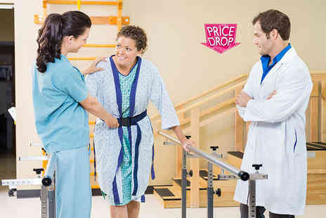 Diet Specialist -  CPD accredited online physiotherapy course - Save 93%