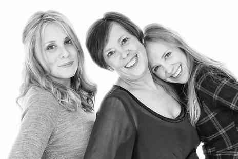 Curtis Jenson Photography - Mothers Day Photoshoot with a Printed Image   - Save 0%