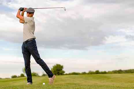 Greg Smith Golf Coach  -  Three One Hour Golf Lessons with Video Analysis  - Save 0%