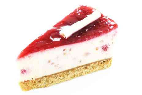 Mallow Valley Cheescake Cafe -  Two Slices of Cheesecake  - Save 0%