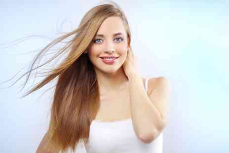 True Hair and Beauty - Cut, Blow Dry and Conditioning Treatment with Optional Foils   - Save 47%