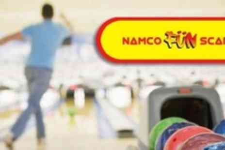 Namco Station - Two Games of Bowling For Up to Six People - Save 58%